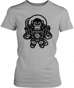 10th Planet Austin Space Ape Jiu Jitsu T-Shirt