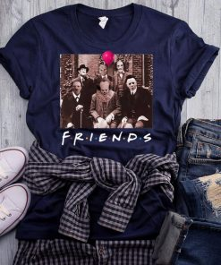 Buy Friends Spooky Clown Jason Squad Halloween Horror Unisex 2019 T-Shirt