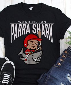 Baseball washington gerardo parra baby shark shirt