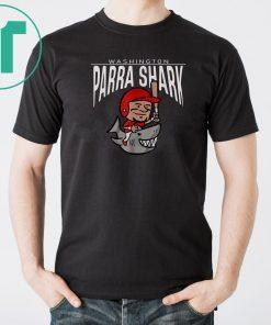 Baseball washington gerardo parra baby shark shirt