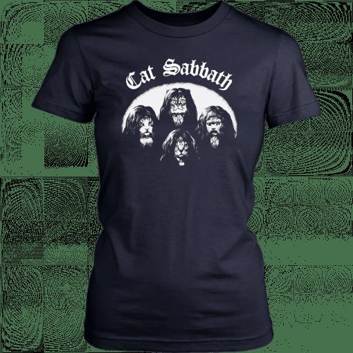 Black sabbath cat sabbath T-Shirt
