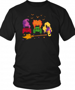 Halloween jeep hocus pocus Unisex T-Shirt