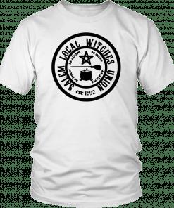 Salem Local Witches Union est 1692 Halloween Unisex T-Shirt