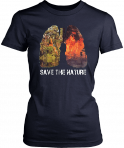 Save The Nature #PrayforAmazonia Shirt Pray For Amazonia T-Shirt