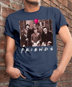 Horror Halloween Team Friends Classic T-Shirt