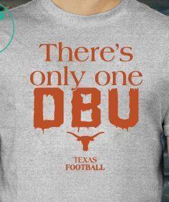 Texas Player Texas DBU T-Shirt