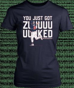 Zuuuuuked, Washington, MLBPA Kurt Suzuki Classic T-Shirt