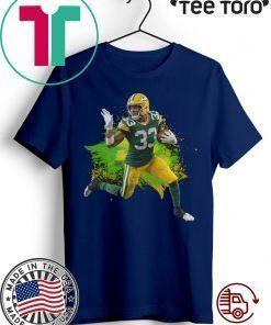 Aaron Jones Green Bay Packers Running Back Classic T-Shirt