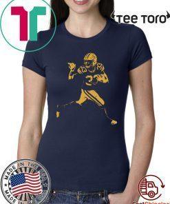 Aaron Jones Wave To Em Classic T-Shirt