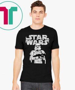Star Wars Stormtrooper Mummy Halloween Costume Shirt Funny Gift