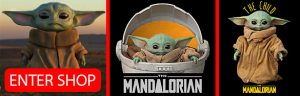 Star Wars Baby Yoda All Style