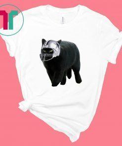 Black Cat Dallas Cowboys Unisex Shirt