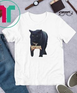 Black Cat Hot Boyz Shirt
