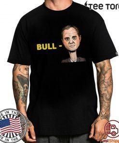 """""""Bull-Schiff"""" T-Shirt Vote Trump 2020"""