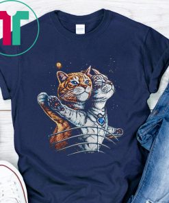 Titanic Cats Funny Cat Lovers Shirt