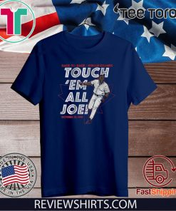 Joe Carter Shirt Touch 'Em All, Toronto For T-Shirt