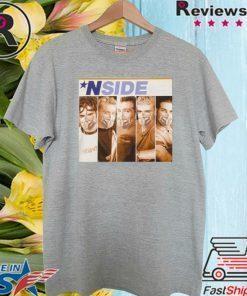 *NSIDE Shirt - NSYNC 2020 TShirt - NSYNC Masks T-Shirt
