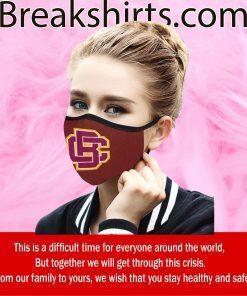 2020 Bethune-Cookman Wildcats Face Masks