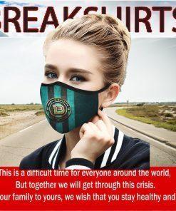 2020 Austin Bold FC Cloth Face Masks