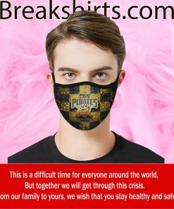 Pittsburgh Pirates Face Masks