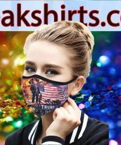 Trump 2020 Make Flag US Cloth Face Mask - Donald Trump 2020