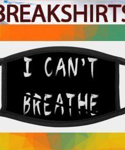 Police Make US I Can't Breathe Face Masks