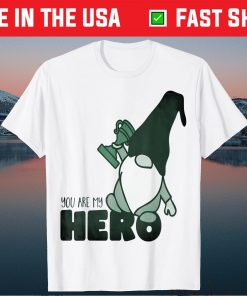 2021 Father's Day Design with Gnome Classic T-Shirt