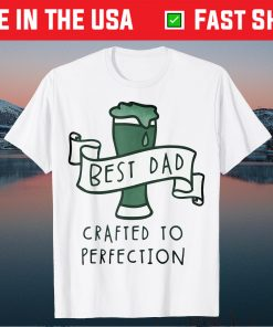2021 Father's Day Design with Beer US 2021 T-Shirt